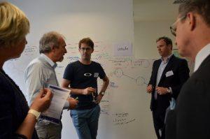 Discussion sur le parcours client de Powix