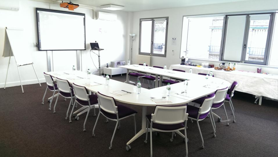 Salle de réunion MNM Boulogne